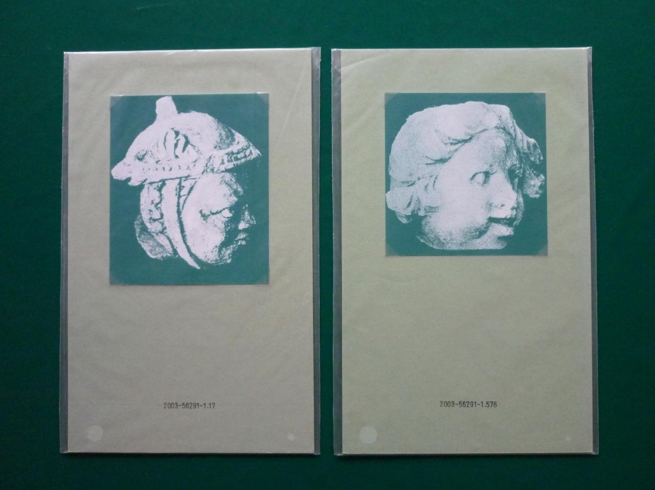 La Houle Dieudonné Cartier <br> Hadda (Stolen Afghan Items – Sculptures / Heads)