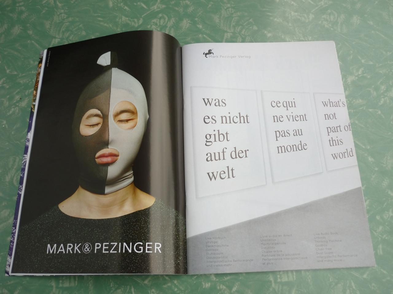 La Houle HRR-03 About Mark Pezinger