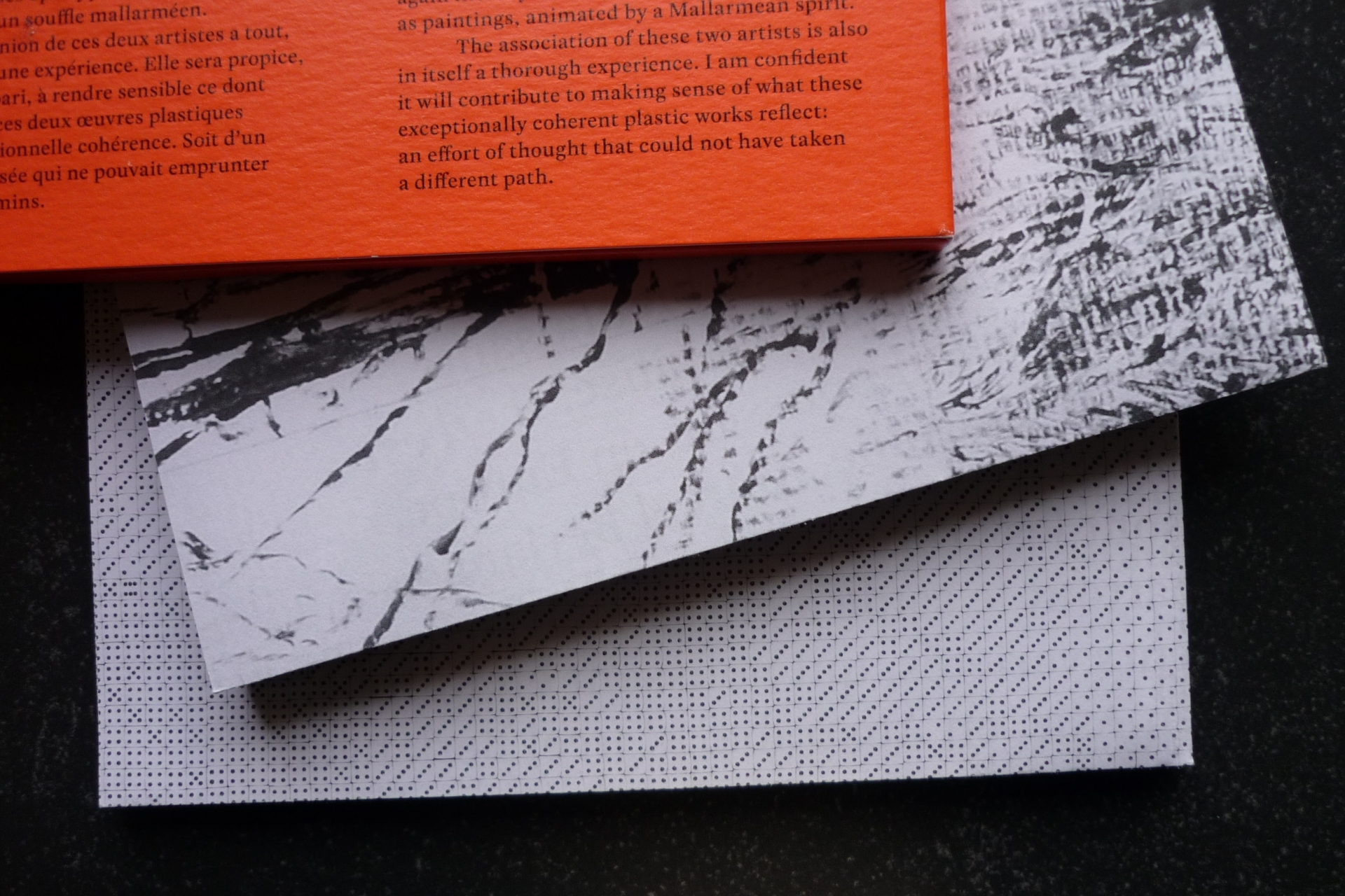 La Houle Marcel Berlanger &#038; Evariste Richer <br> One + One +